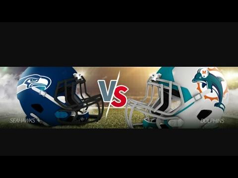 Seahawks vs Dolphins (Madden Mobile Season Mode)