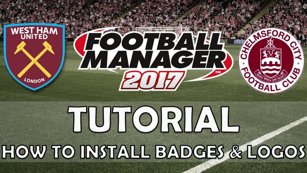 How to Install Badges & Logos   Football Manager 2017