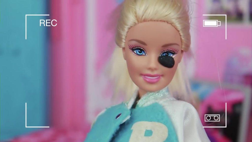 Super Bowl new Party Food Shopping Patriots Seahawks Disney Frozen Barbie Parody Ad Shopk