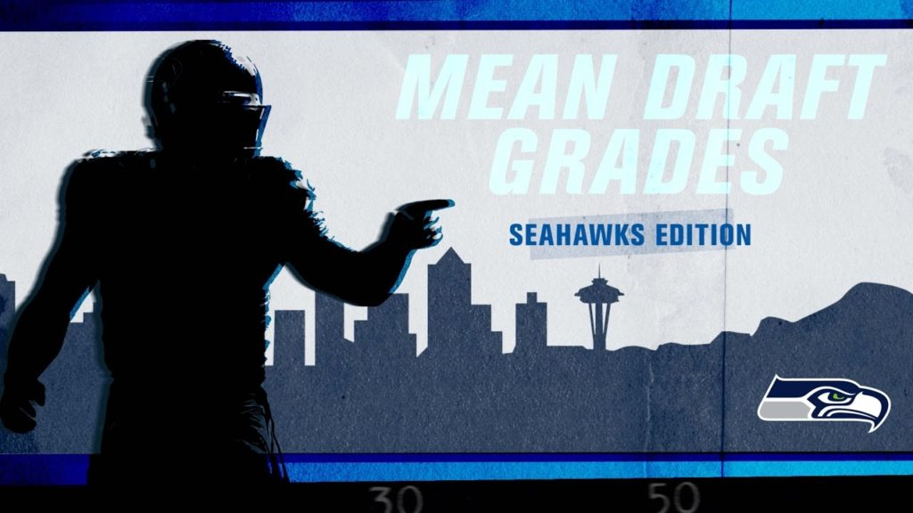 Mean Draft Grades: Seahawks Edition