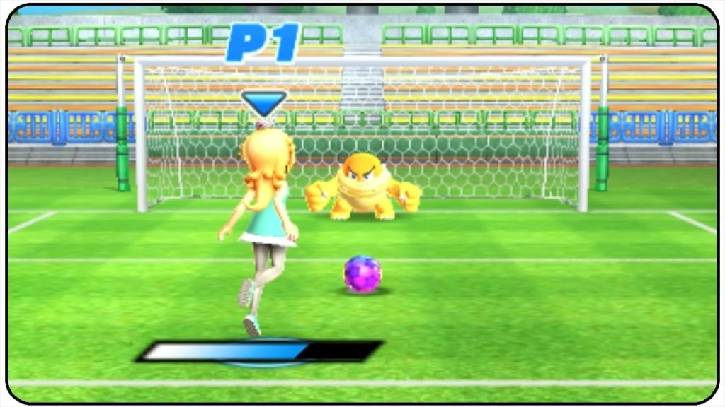 Mario Sports Superstars (3DS) – All Characters Football Gameplay