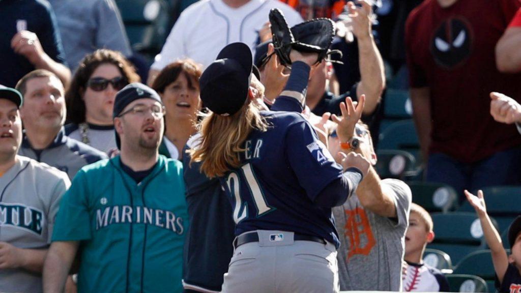April 27, 2017 / Ian Kinsler / Seattle Mariners