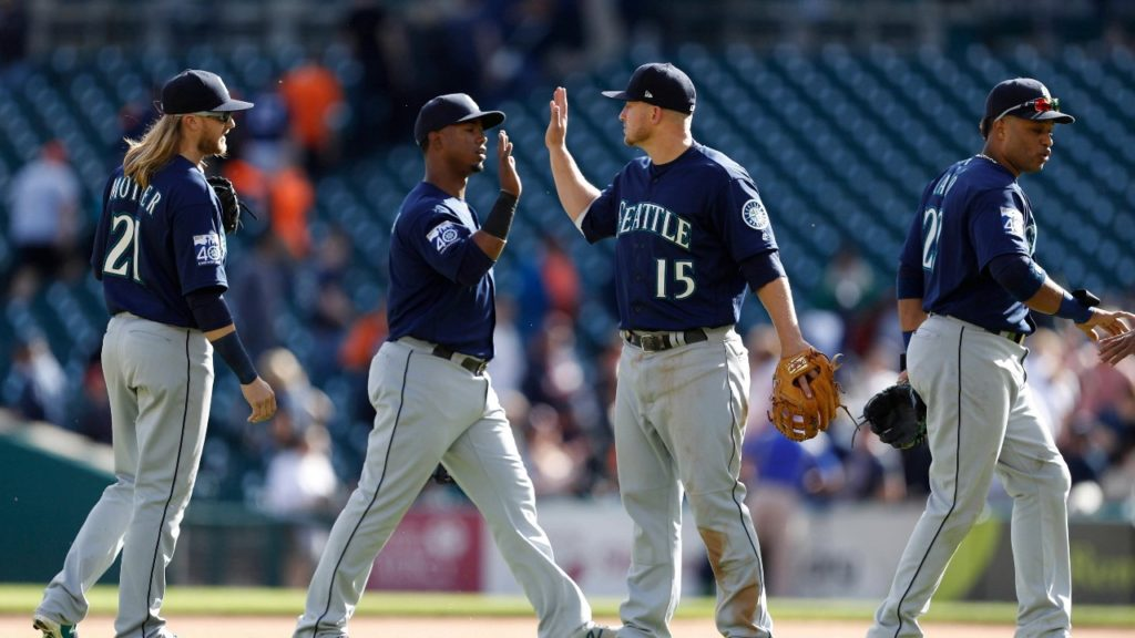 April 27, 2017 / Kyle Seager / Seattle Mariners