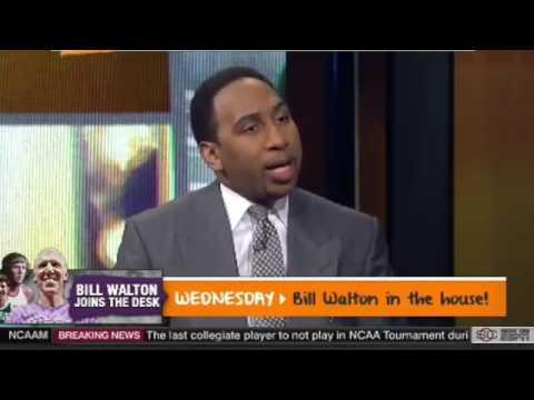 ESPN first take seattle seahawks CB richard sherman rips roger goodell's new rules 3/21/2016