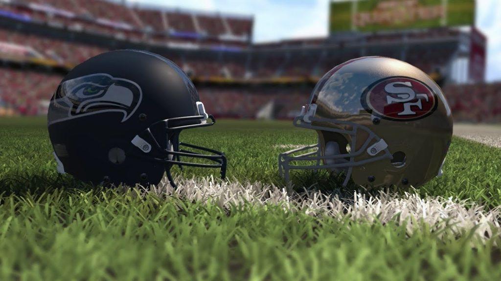 RNFL Y2W4 49ers vs Seahawks