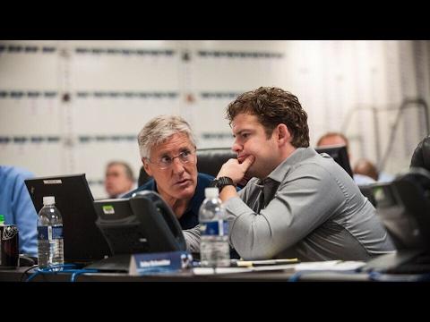 Seahawks draft Trades REACTION