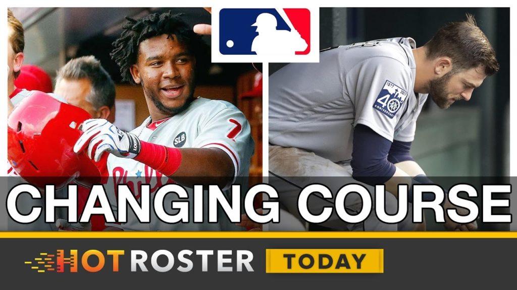 2017 Fantasy Baseball: Haniger's Injury, Franco Hits a Grand Slam & More!   HotRoster Today