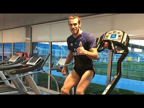 Soccer Conditioning | Pro workout in Gym | Gareth bale , Neymar jr and dani alves |