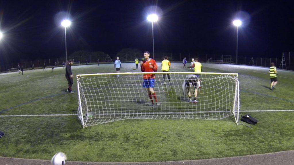 27 Apr 2017 Thur – 6-a-side Social Football Game
