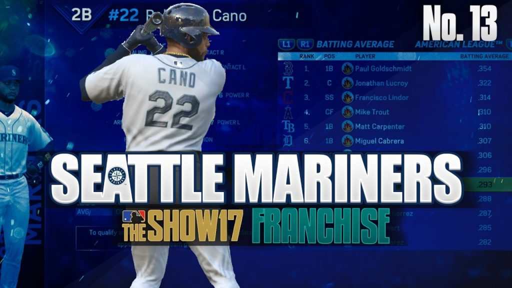 WILL WE MAKE THE PLAYOFFS!? MLB THE SHOW 17 Franchise Seattle Mariners Ep. 13