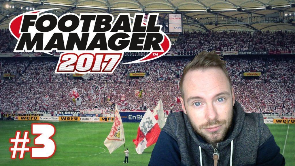 Let's Play Football Manager 2017 #3 – Kaderplanung & Staff [VfB Stuttgart / Deutsch / Gameplay]