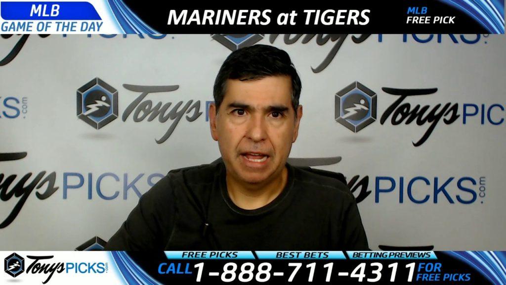Seattle Mariners vs. Cleveland Indians Free MLB Baseball Picks and Predictions 4/28/17
