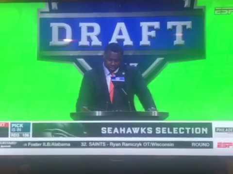 Seahawks Select Amara Darboh WR Michigan