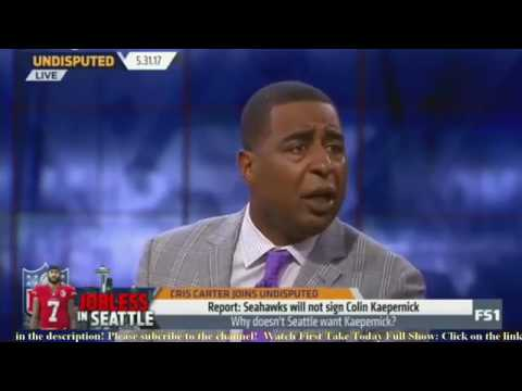 Skip and Shannon Undisputed 5/31/17 – Seahawks not expected to sign Colin Kaepernick