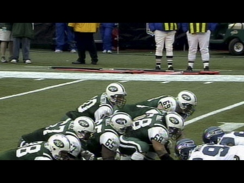 Jets 37, Seahawks 14 – Curtis Martin rushed for 134 yards and two scores and Chad P