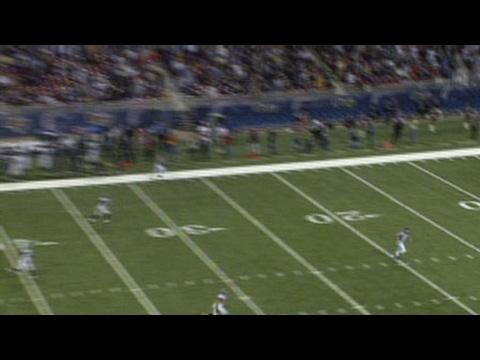 Torry Holt Highlight, WK 06 vs. Seahawks 2006 – (1:54) (Shotgun) M.Bulger pass deep