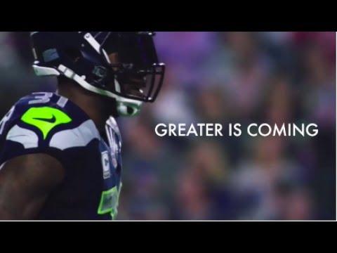 Seattle Seahawks – Greater Is Coming by Ryan Sun (link to original video in description below)
