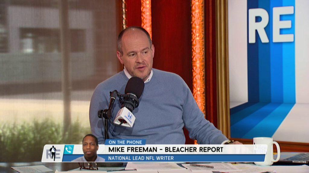 Bleacher Report's Mike Freeman Explains the Seahawks Defense's Grudge Against Russell Wilson