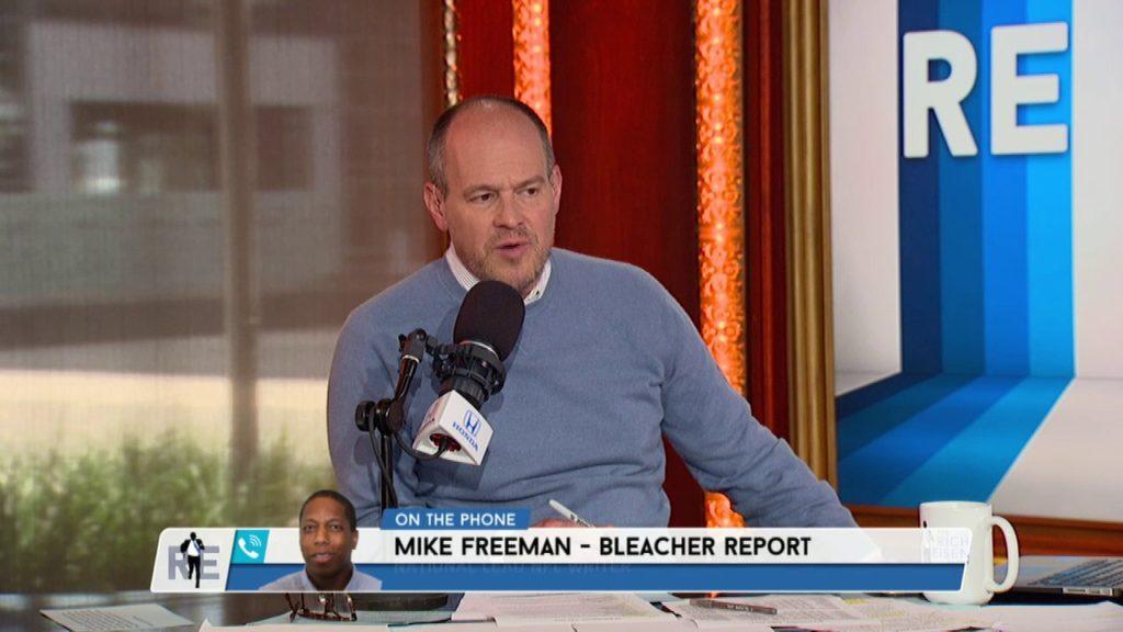 Bleacher Report's Mike Freeman Breaks Down the Seahawks Locker Room Divide 6/02/17