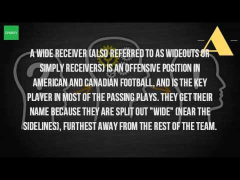 What Does Receiver Mean In Football?