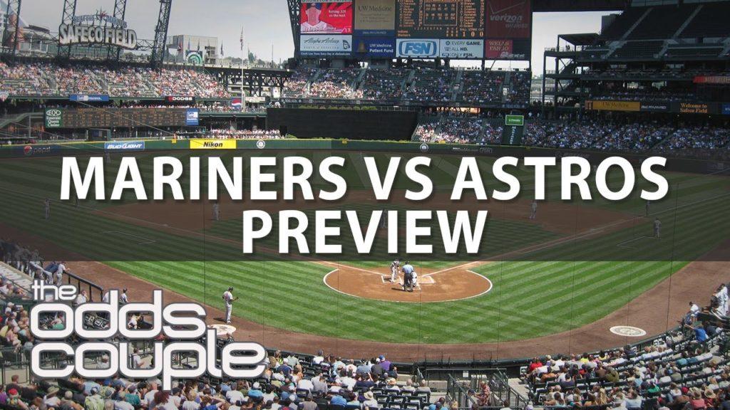 Seattle Mariners vs Houston Astros | MLB Picks July 19
