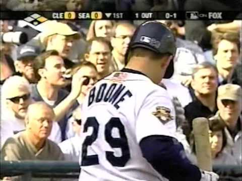 2001 ALDS Game 1: Indians at Mariners