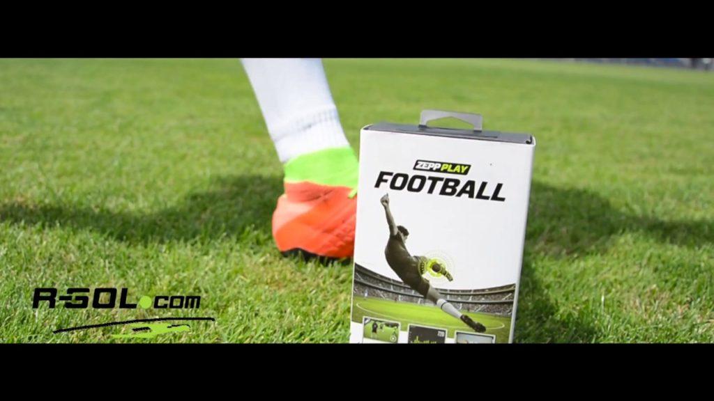 Testujemy ZEPP PLAY Football   R-GOL.com