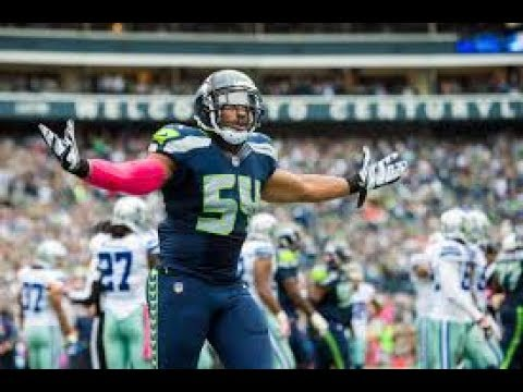 """Bobby Wagner    """"Centuries""""    Seattle Seahawks"""