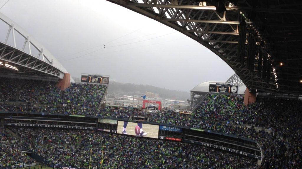 New Orleans Saints vs. Seattle Seahawks #3