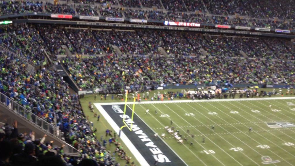 New Orleans Saints vs. Seattle Seahawks #8