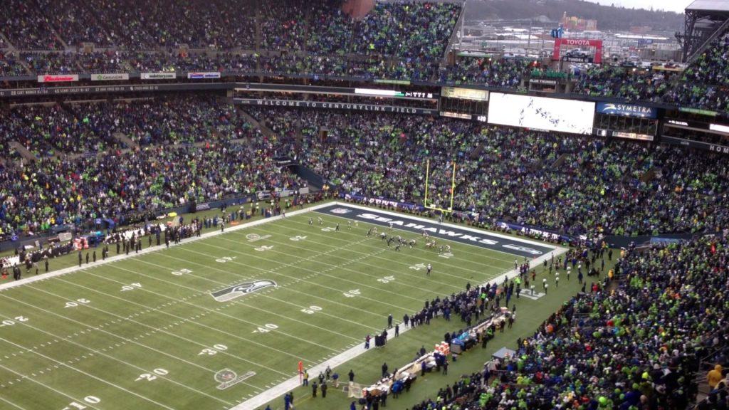 New Orleans Saints vs. Seattle Seahawks #7