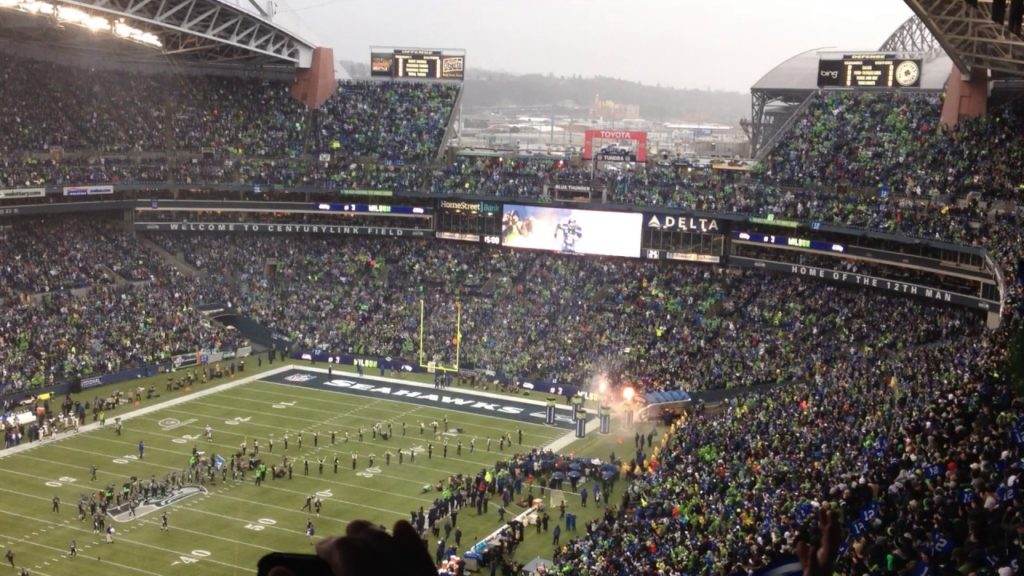 New Orleans Saints vs. Seattle Seahawks #2