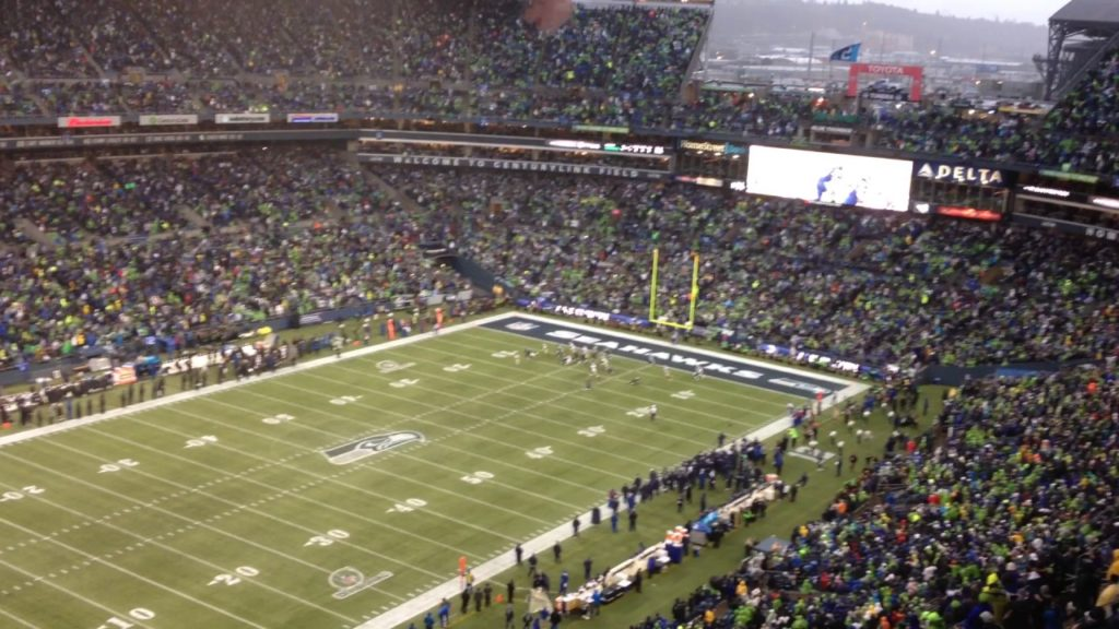New Orleans Saints vs. Seattle Seahawks #5