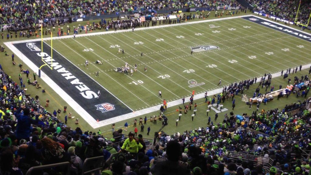 New Orleans Saints vs. Seattle Seahawks #4