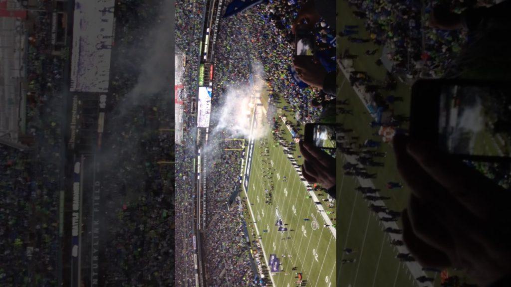 New Orleans Saints vs. Seattle Seahawks #1