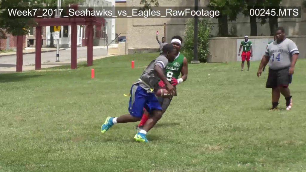 Week 7 Playoffs Seahawks vs Eagles: 1012 Sports 2017