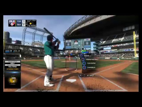 Mlb the show 17 Seattle Mariners V.S ?
