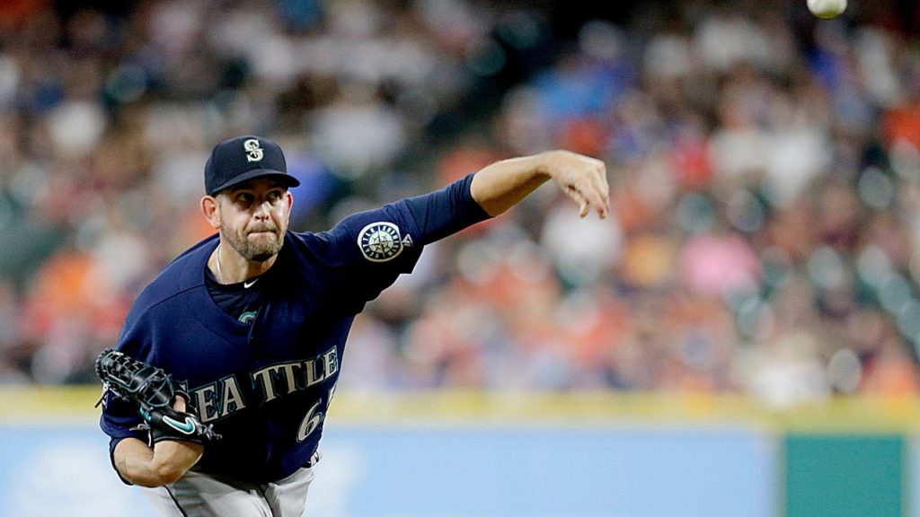 July 19, 2017 / James Paxton / Seattle Mariners