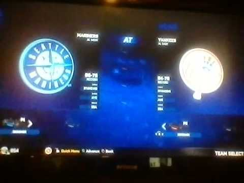 The Show 17 Mariners vs Yankees part 1