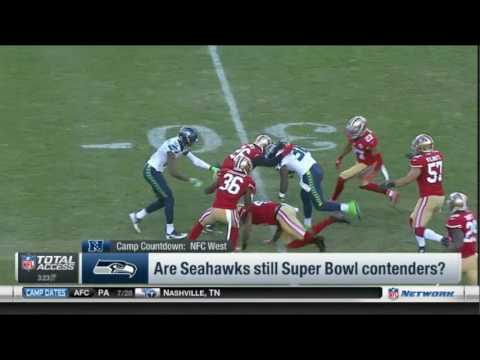 Are Seahawks still Super Bowl contenders | NFL Total Access