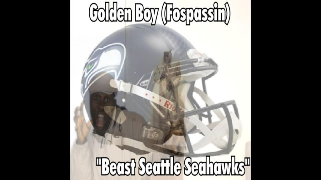 Golden Boy (Fospassin) – Beast Seattle Seahawks