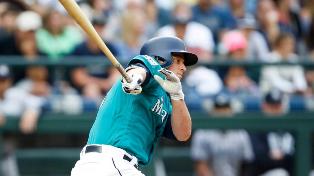 July 21, 2017 / Kyle Seager / Seattle Mariners