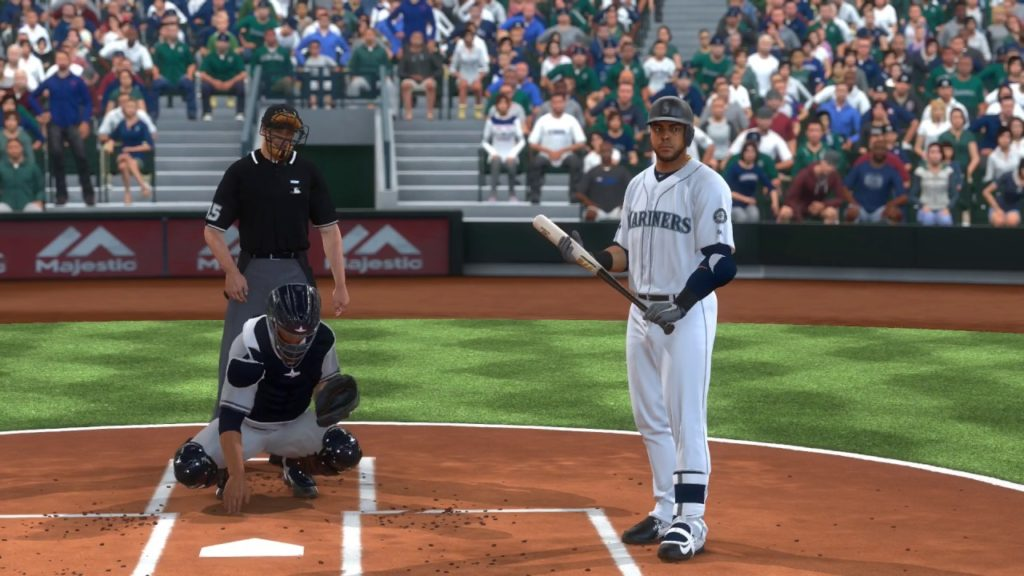 MLB The Show 17 PS4 New York Yankees vs Seattle Mariners 7 22 2017