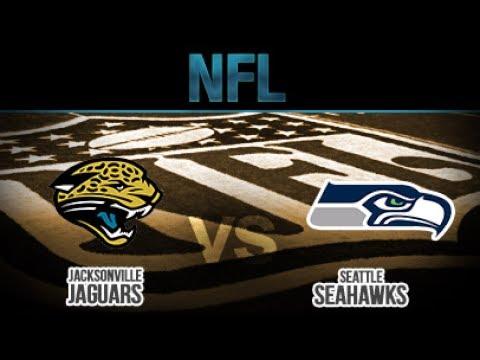 Strat Football: SSFA semi-final. Seattle (10-6)@Jacksonville (14-2). 2015 card set.