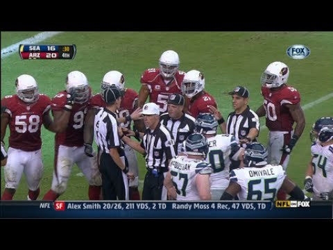 Puzzling timeouts in Seattle – Following two pass-interference calls and a Seahawks