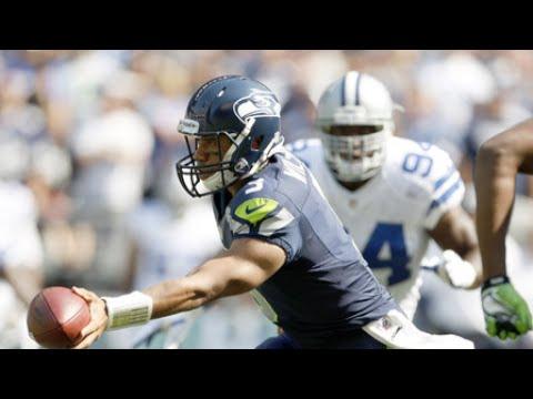 GameDay: Cowboys vs. Seahawks highlights – Marshawn Lynch runs for over 100 yards,
