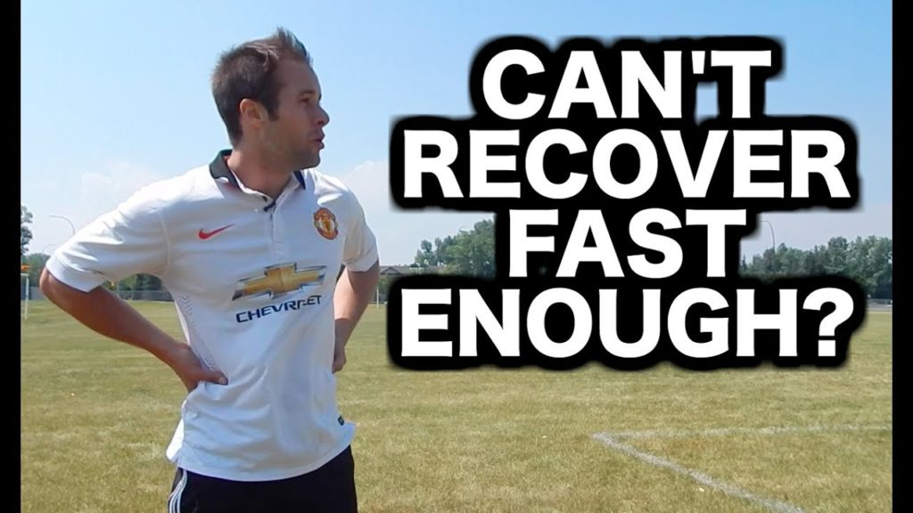 How to recover faster from running   Soccer stamina   Football endurance