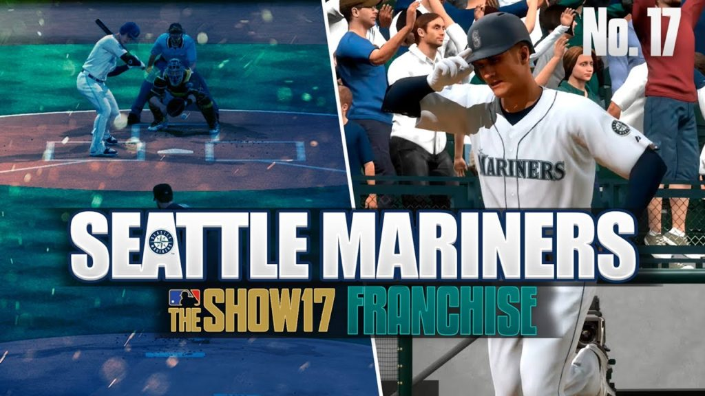 CANT BELIEVE IT'S BACK! MLB The Show 17 Seattle Mariners Franchise Episode 17