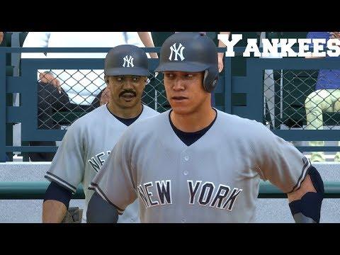 MLB The Show 17 – Yankees vs Mariners