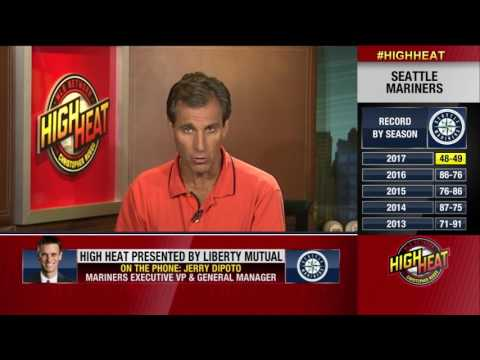 Dipoto on Mariners' 2017 season